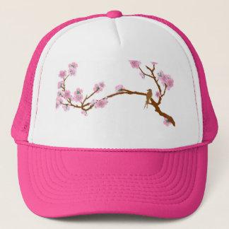 Sparrow on Tree 4 - Hat