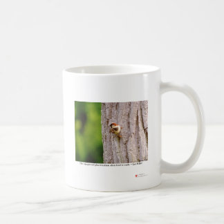 Sparrow Photography W/Truth Quote On Gifts & Tees Coffee Mug