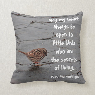 Sparrow Pillow