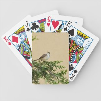 Sparrow Playing Cards