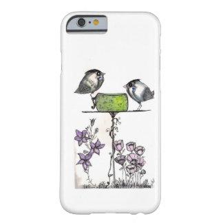 Sparrow Teatime! iPhone 6 Case