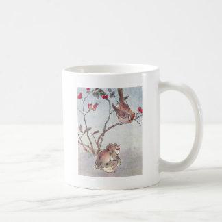 Sparrow, Toad & Rose Hips Coffee Mug