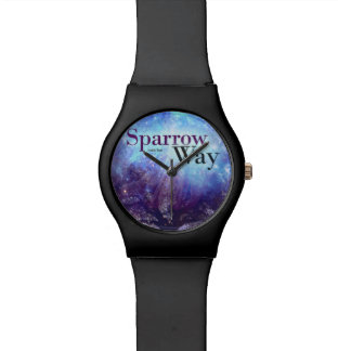 """Sparrow Way """"Time Keeper"""" Watch"""