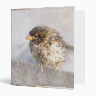 Sparrow - Weather Forecast Epic Fail 3 Ring Binder