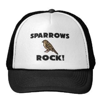 Sparrows Rock Hats