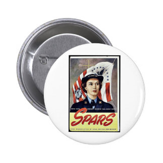Spars Pinback Buttons