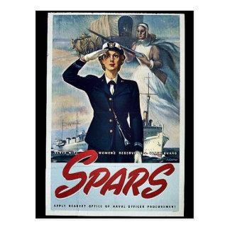 Spars Post Card