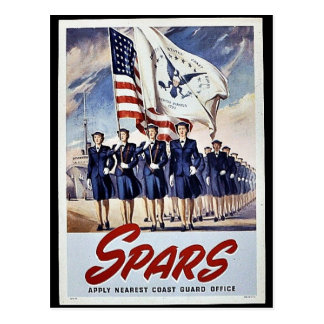 Spars Postcard