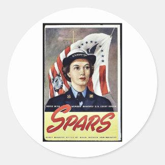Spars Sticker