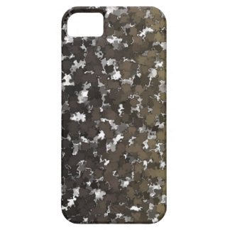 Sparse Leaves Camo iPhone SE/5/5s Case