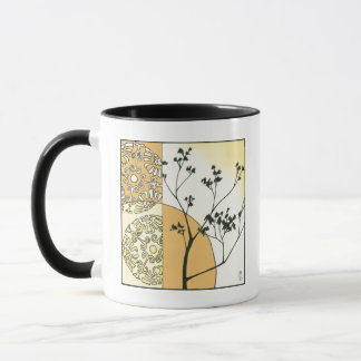 Sparse Tree Silhouette by Megan Meagher Mug