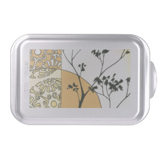 Sparse Tree Silhouette by Megan Meagher Cake Pan