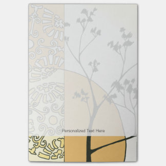 Sparse Tree Silhouette by Megan Meagher Post-it® Notes