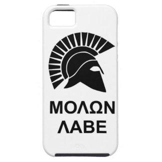 Sparta molon labe iPhone 5 covers