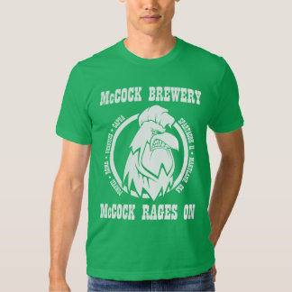 "SpartaCon II ""McCock Rages On"" Shirt"