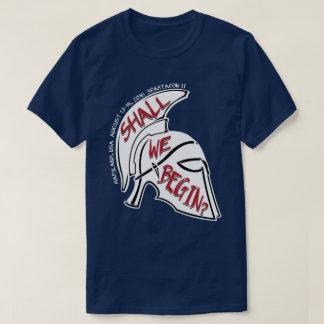 "Spartacon II ""Shall We Begin?"" Shirt"