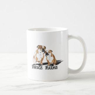 Spartacus Maximus Ice Love Coco Coffee Mugs