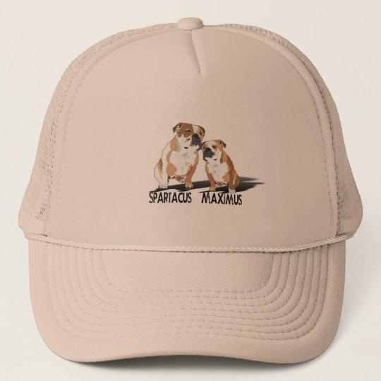 Spartacus Maximus Ice Love Coco Trucker Hat