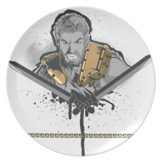 Spartacusit'smychoice Party Plate