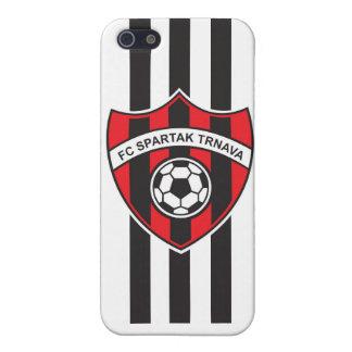 Spartak Trnava iPhone SE/5/5s Cover
