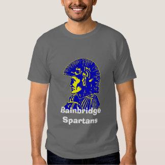 spartan6, Bainbridge Spartans Tee Shirt
