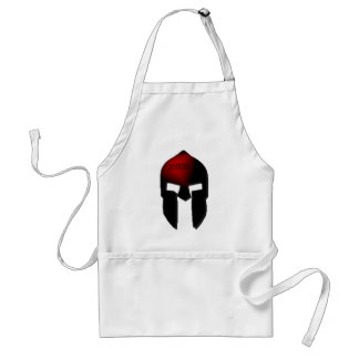 spartan adult apron
