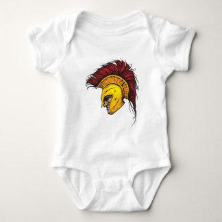 Spartan Baby Bodysuit