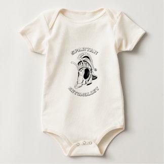 Spartan Bee Baby Bodysuit