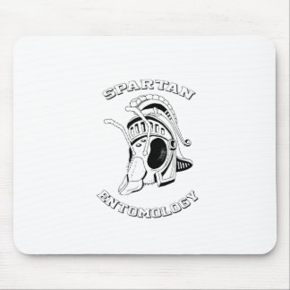 Spartan Bee Mouse Pad