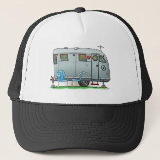 Spartan Camper Trailer RV Trucker Hat