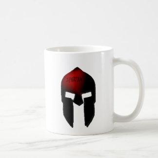 spartan coffee mug