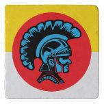 Spartan Fever - Trivet