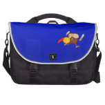 Spartan Gladiator; Blue Commuter Bag
