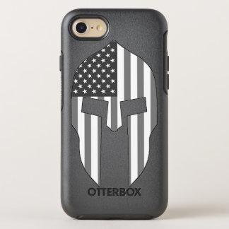 Spartan Grey OtterBox Symmetry iPhone 7 Case