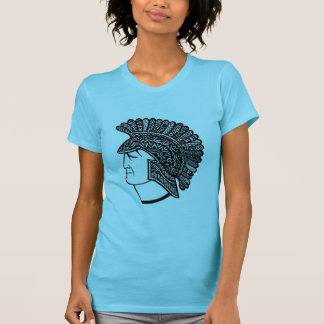 Spartan Head T-Shirt