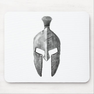 Spartan Helm Mouse Pad