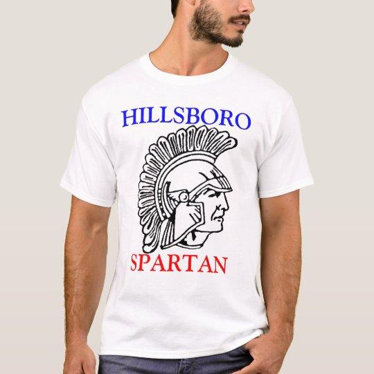 SPARTAN, HILLSBORO, SPARTAN T-Shirt