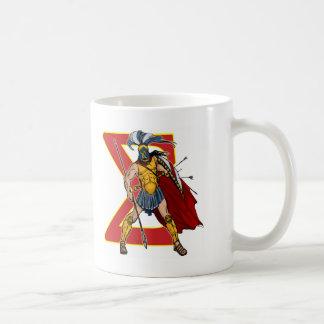 SPARTAN HOPLITES COFFEE MUG
