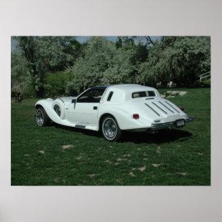 Spartan II Luxury Car Print