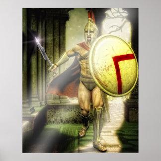 spartan intruder poster