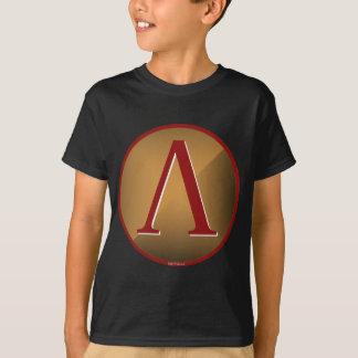 Spartan Lambda Shield T-Shirt