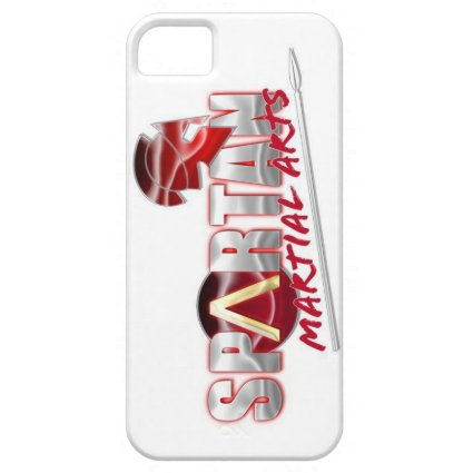Spartan Martial Arts Products iPhone 5 Case