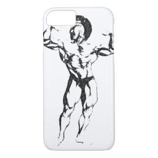 Spartan Muscle iPhone 8/7 Case