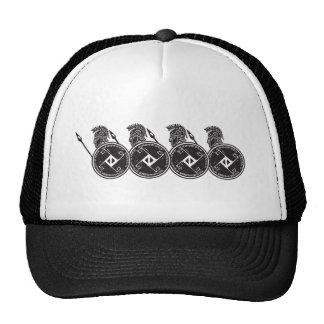 Spartan Phalanx Profile Trucker Hat