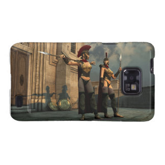 Spartan Sentries for the Galaxy S Case Galaxy S2 Cover