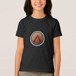 Spartan Shield Girls T-Shirt