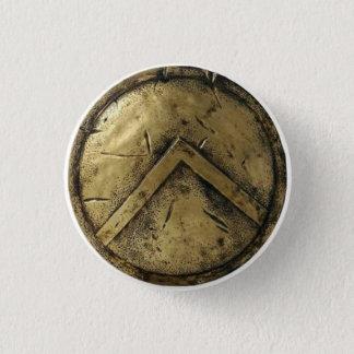 Spartan Shield Pin