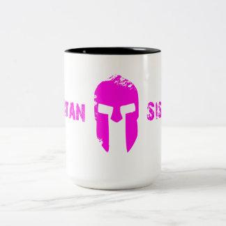 Spartan Sisters Mug