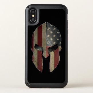 Spartan Speck iPhone X Case