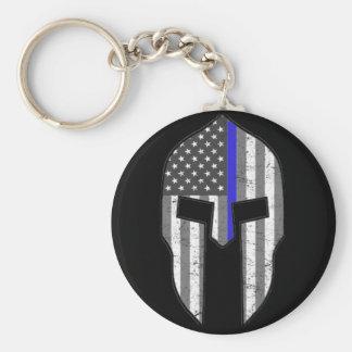 Spartan TBL Keychain